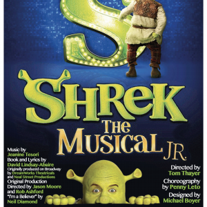 shrek the musical key west